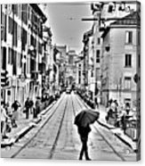 Milano Vintage Acrylic Print
