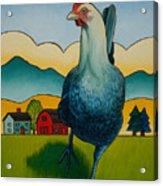 Mildred Acrylic Print