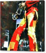 Miles Davis - 08 Acrylic Print