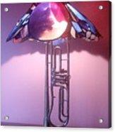 Miles Davis Lamp Acrylic Print