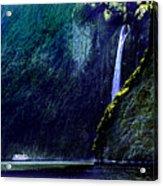Milford Falls Acrylic Print