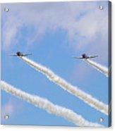 Military Planes Acrylic Print