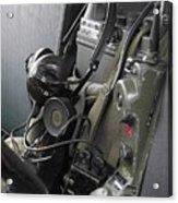 Military Vehicle Radio Acrylic Print
