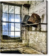 Milking Room Acrylic Print
