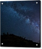 Milky Way 1 Acrylic Print