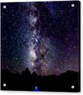 Milky Way 9962 Acrylic Print