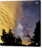 Milky Way Iv Acrylic Print
