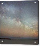 Milky Way Rising Acrylic Print