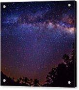Milky Way Splendor Acrylic Print