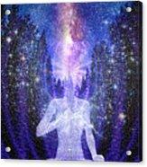 Milkyway Awakening Acrylic Print