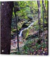 Mill Creek Falls Acrylic Print