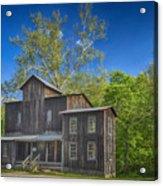 Mill Montauk State Park Mo Dsc02458 Acrylic Print