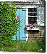 Mill Way Scene Acrylic Print