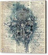 Millennium Falcon Acrylic Print