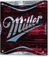 Miller 1b Acrylic Print