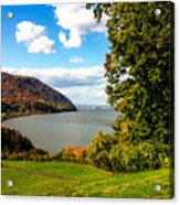 Million Dollar View Acrylic Print
