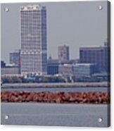 Milwaukee Acrylic Print