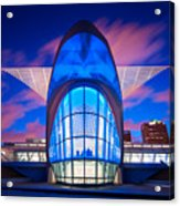 Milwaukee's Wings Acrylic Print