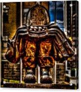 Milwuakee Fallen Firefighter Memorial Acrylic Print