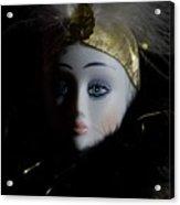 Mime Acrylic Print