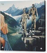 Mimesis  High Res Print   Acrylic Print