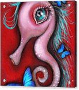 Mina Acrylic Print