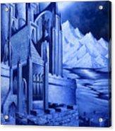 Minas Tirith Acrylic Print