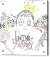 Mind Factory Acrylic Print