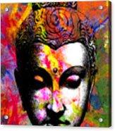 Mind Acrylic Print by Ramneek Narang