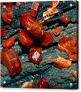Mineral Acrylic Print