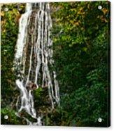 Mingo Falls - Gsmnp Acrylic Print