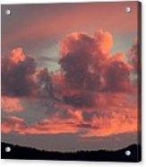 Mingus Sunset 052814bb Acrylic Print