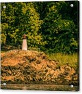 Mini Lighthouse Acrylic Print