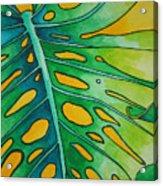 Mini Tropicals 2 Acrylic Print