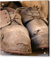 Mining Shoes  Langban Sweden Acrylic Print