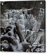 Mink Falls - The Hideaway Acrylic Print