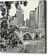 Minneapolis Vision Acrylic Print