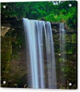 Minneopa Falls Acrylic Print