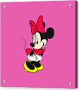 Minnie Acrylic Print
