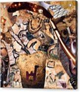 Minotauros Acrylic Print