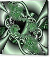 Mint3 Acrylic Print