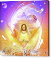 Miracle Blessing Acrylic Print