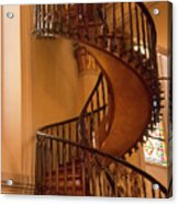 Miraculous Staircase Acrylic Print