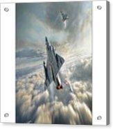 Mirage IIi   Acrylic Print