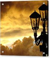 Mirage Night Sky Acrylic Print