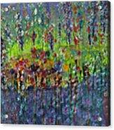 Mirage Painting Acrylic Print