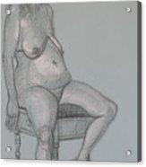 Miriam 3 Acrylic Print