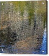 Mirror Lake Reflections 04 13 Acrylic Print