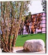 Mirror Mirror Palm Springs Acrylic Print