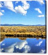 Mirror Moment Acrylic Print